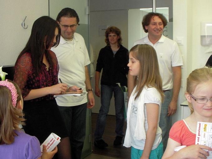 Impressionen des Tages der offenen Tür vom 29. Mai 2010